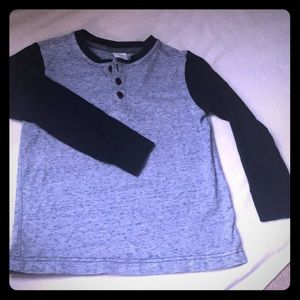 Sz 6 long sleeve shirt Gymboree